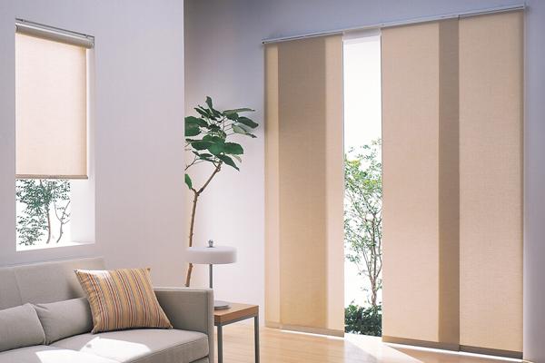 Paneles deslizantes toldos persianas felice - Cortinas para puertas de aluminio ...